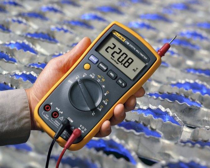 Как проверить светодиод мультиметром: не выпаивая из схемы, прозвонка