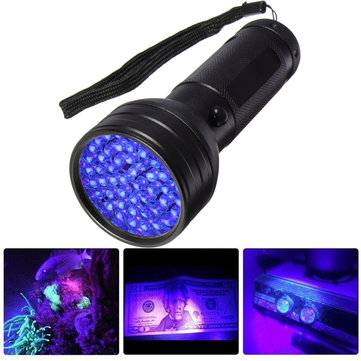 Ультрафиолетовый фонарик: для чего нужен, достоинства и недостатки
