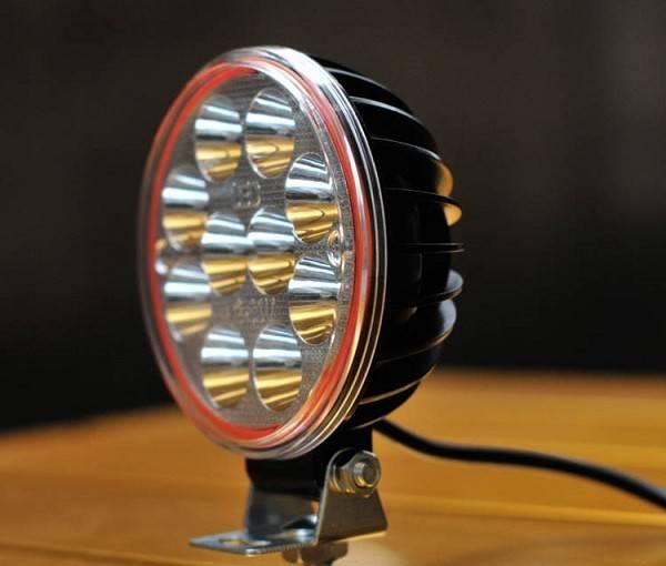 Светодиодные лампы в фары головного света – разрешены? или полагается штраф? | автоблог