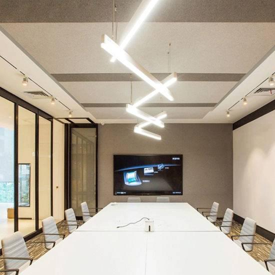 Особенности и преимущества светодиодных линейных накладных светильников