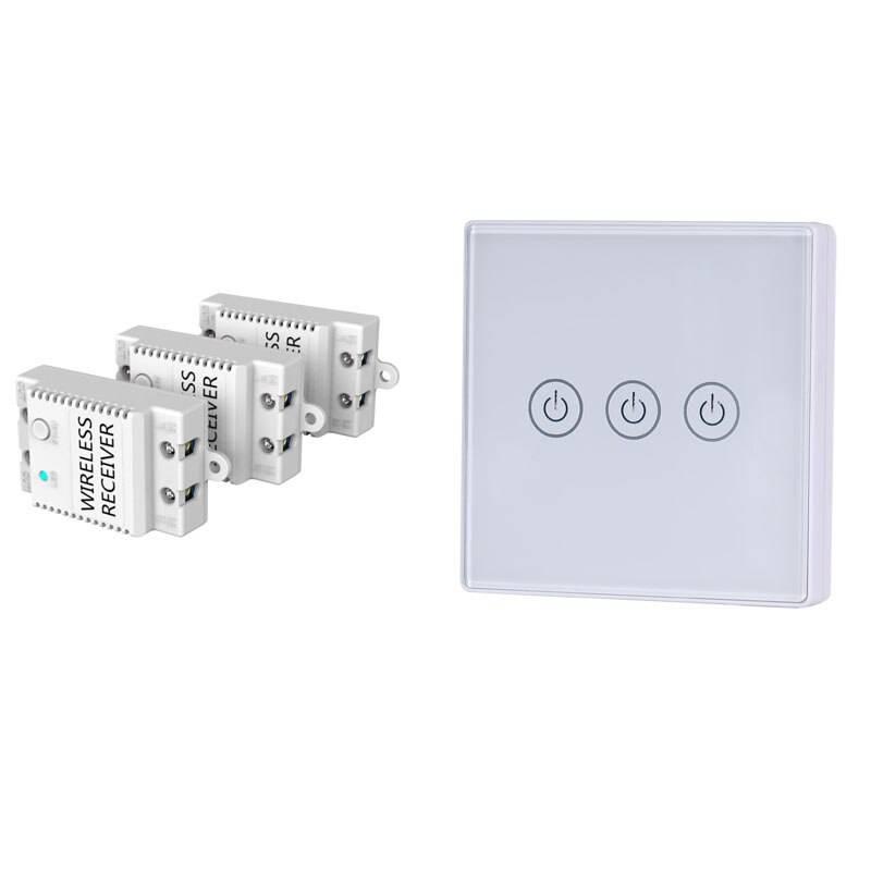 Беспроводной выключатель — особенности установки