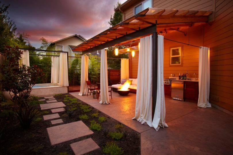 Освещение в деревянном доме - выбор типа проводки и осветительных приборов, особенности освещения