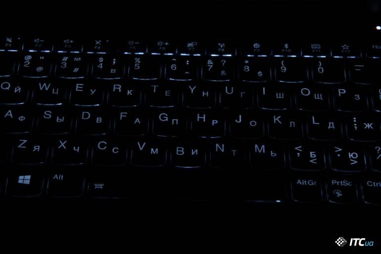 Как включить подсветку клавиатуры на ноутбуке lenovo и осветить клавиши