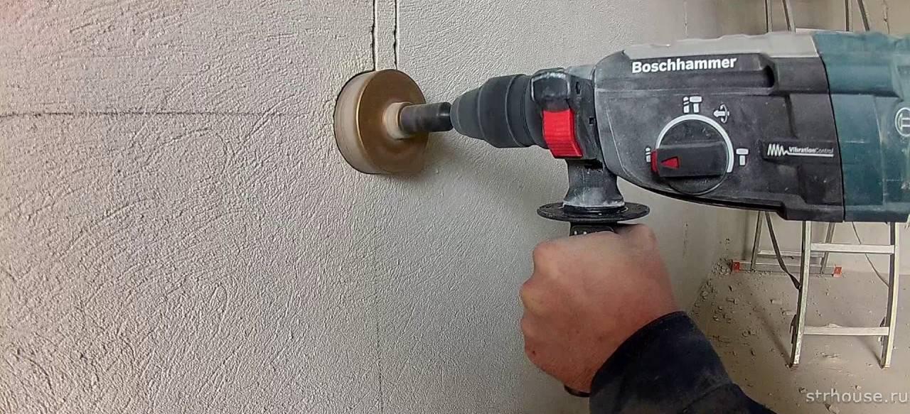 Как штробить стены под проводку – требования, инструмент, технология штробления