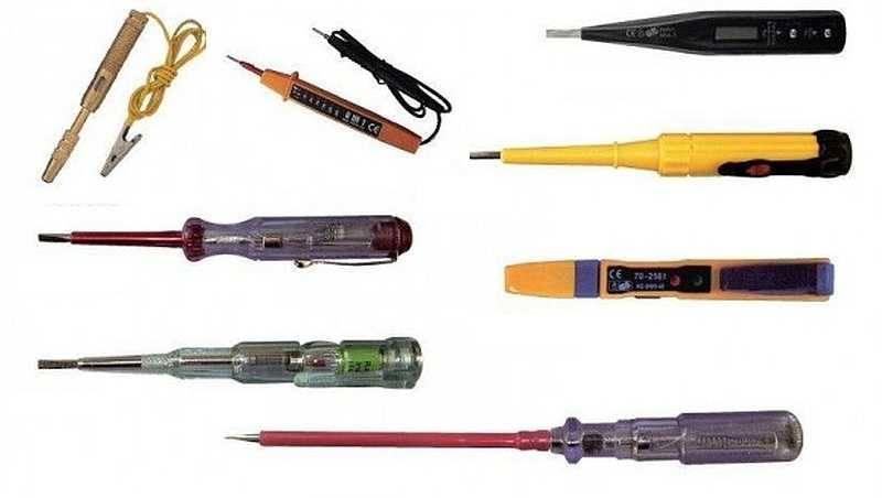 Работа с индикаторной отверткой — 6 способов применения.
