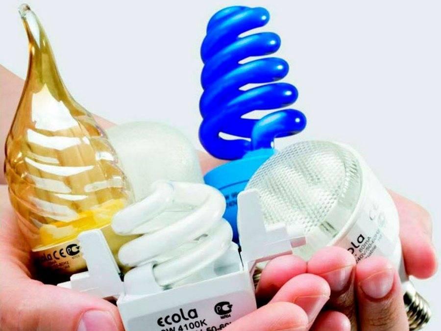 Утилизация люминесцентных ламп: как и где утилизировать