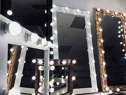 Гримерное зеркало своими руками: инструкция по монтажу