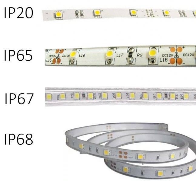 Какую светодиодную ленту выбрать для подсветки или декора?   ichip.ru