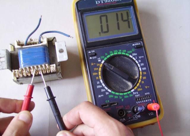 Как проверить резистор мультиметром на исправность