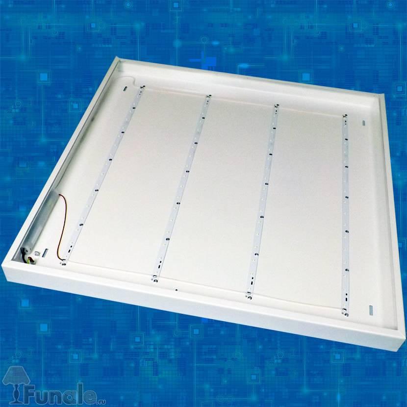 Выбор, установка и подключение к электросети светодиодного светильника армстронг