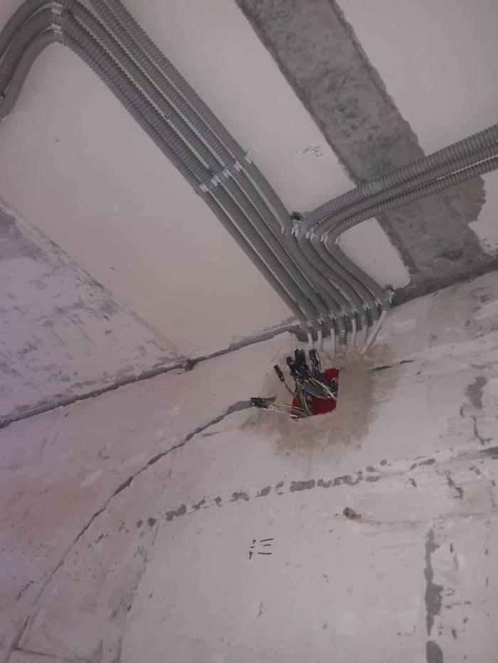 Замена старой проводки в хрущевке и панельном доме своими руками