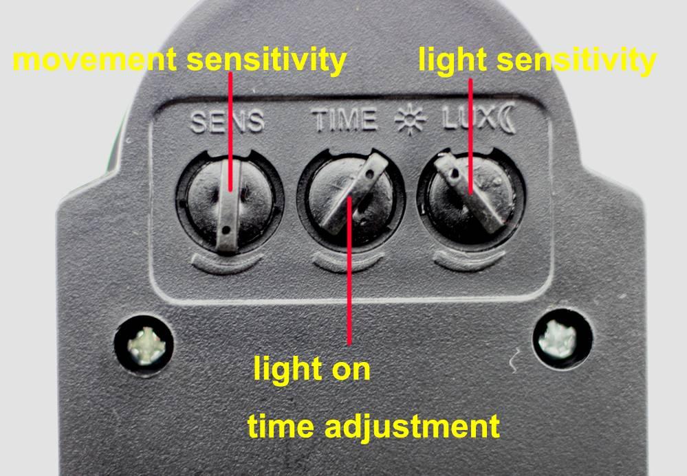 Инструкция по настройке датчика движения - шаг за шагом тонко настраиваем датчик (125 фото)