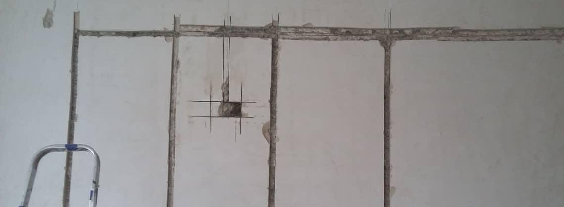 Как штробить стены под проводку – все способы и применяемые инструменты