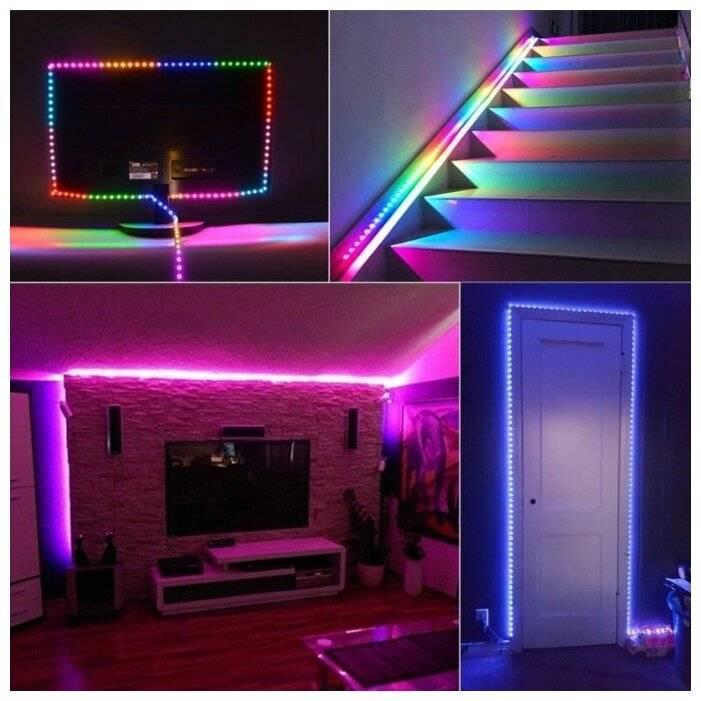 Выбор неоновых ламп для освещения квартиры