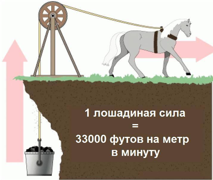 Что такое лошадиные силы, перевод киловатт в лошадиные силы