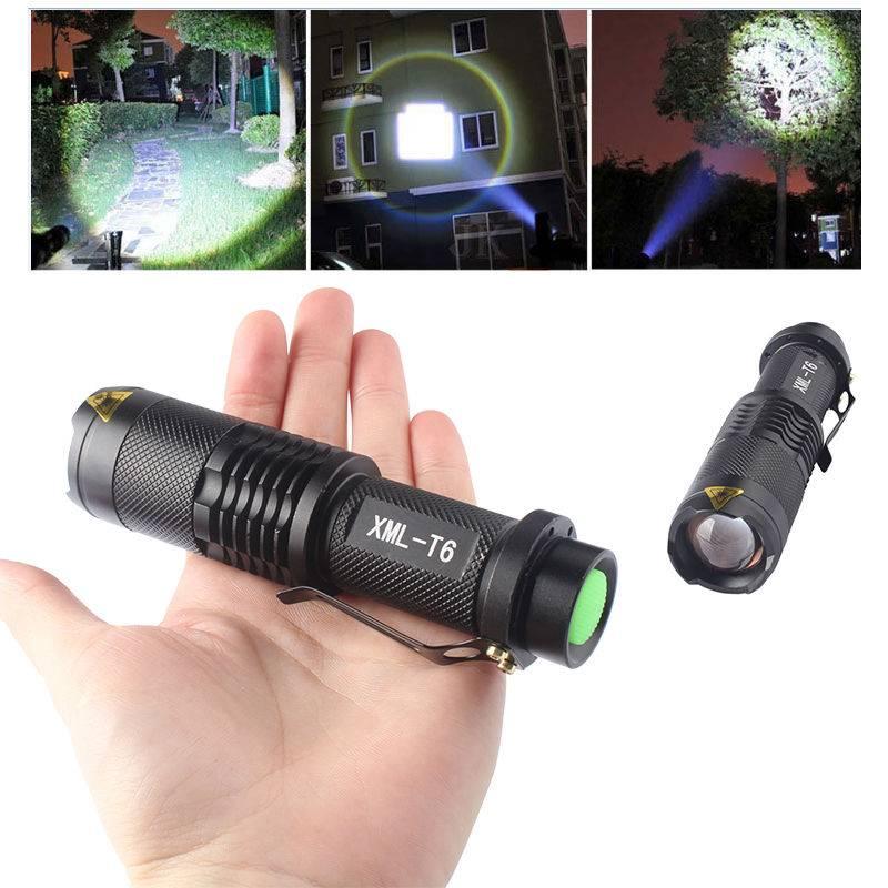 Выбираем самый лучший фонарик: рейтинг различных видов фонариков