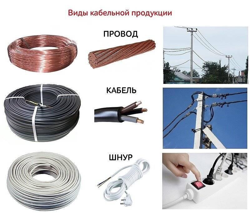 Чем силовой кабель отличается от обычного – информационная статья