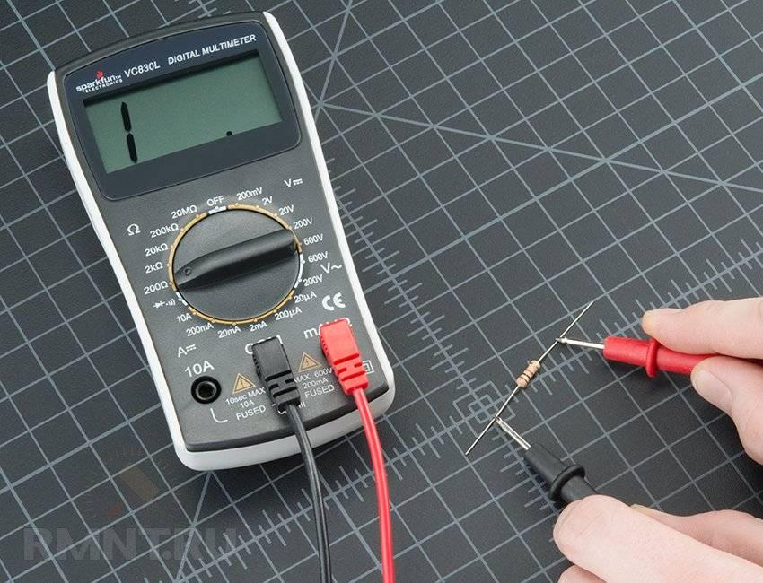 Основные способы проверки транзистора