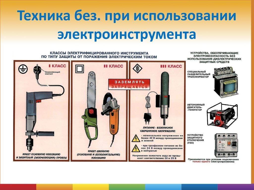 Инструмент электрика: список, описание и фото инструмента