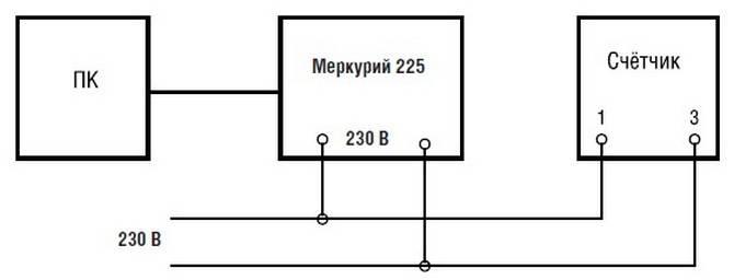 Меркурий 201 схема электрическая принципиальная - tokzamer.ru