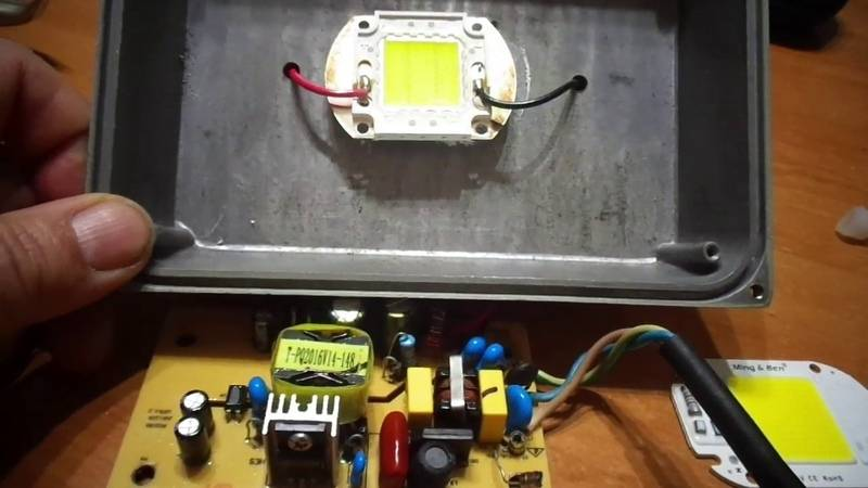 Как проверить прожектор светодиодный. ремонт светодиодных прожекторов своими руками: диагностика и устранение поломок. подписывайтесь! будет интересно