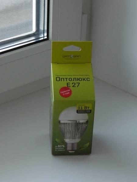 Производители светодиодных светильников и прожекторов в россии