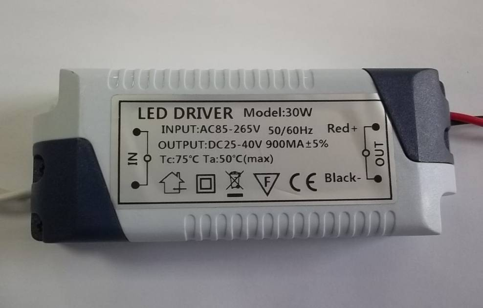 Как подобрать светодиодный драйвер - виды и основные характеристики
