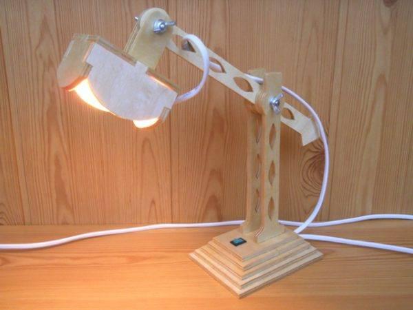 10 вариантов оригинальных светильников своими руками: пошаговые инструкции