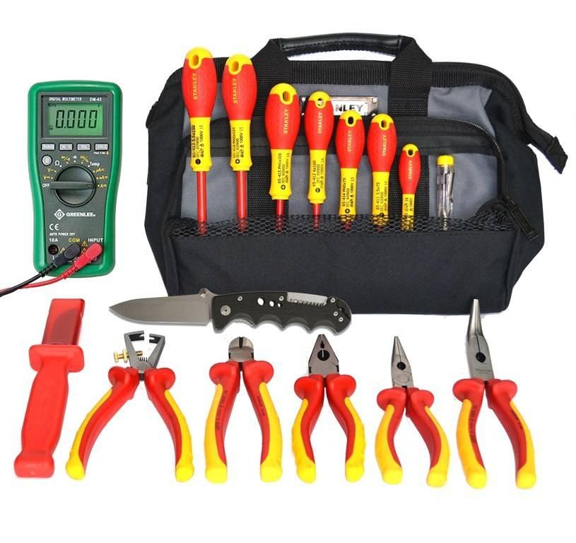 13 полезных инструментов для мастеров-электриков