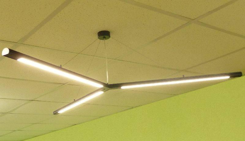 Какие бывают линейные светодиодные светильники