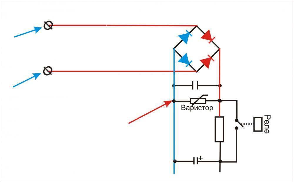 Варистор: принцип работы, основные характеристики, обозначение на схеме
