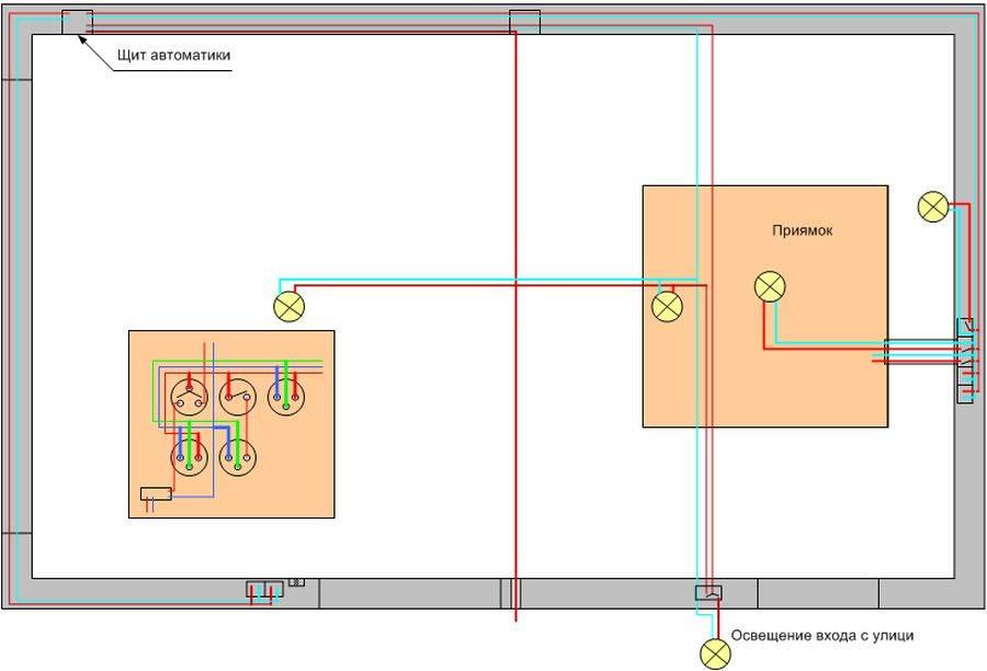 Замена электропроводки в хрущевке - нюансы и последовательность действий при замене электрики в хрущевке
