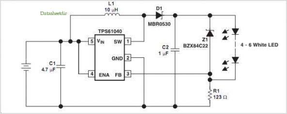 Схема драйвера светодиодов 220в