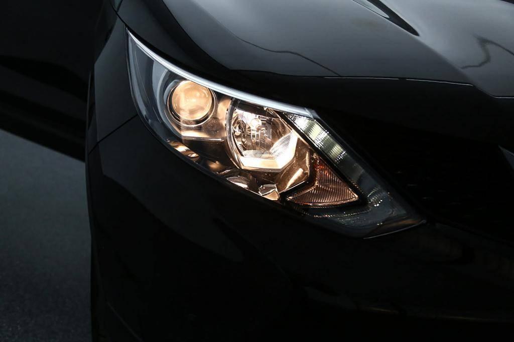 Замена ламп автомобиля nissan qashqai 2007 — 2013