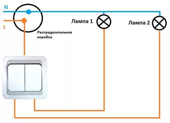 Как правильно установить выключатель света, вкл/выкл по госту (снип)