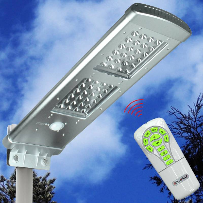 Светодиодные светильники уличного освещения: выбор и монтаж
