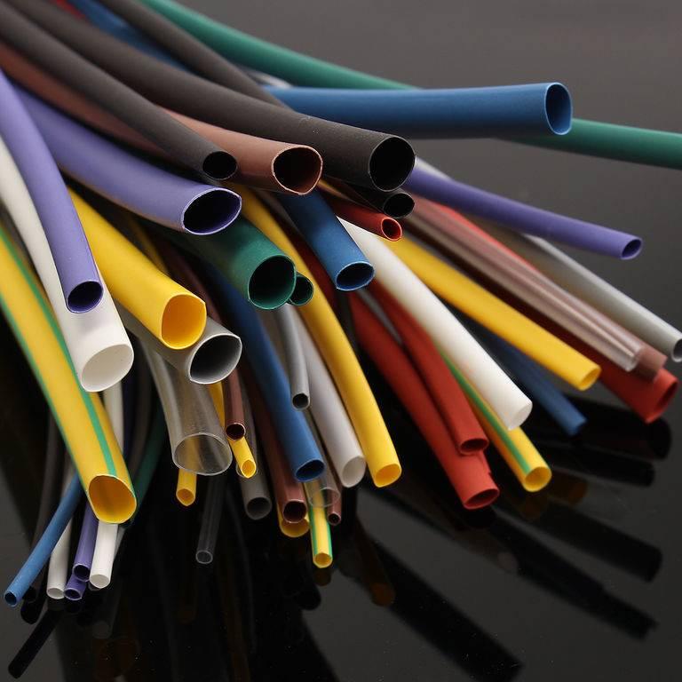 Термоусадка для проводов: разновидности, критерии выбора, процесс установки. виды и размеры термоусаживаемых трубок