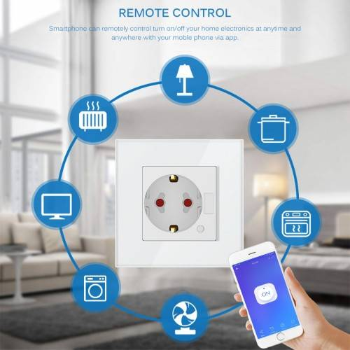 Умная розетка c wi-fi или gsm - виды, описание и сферы применения