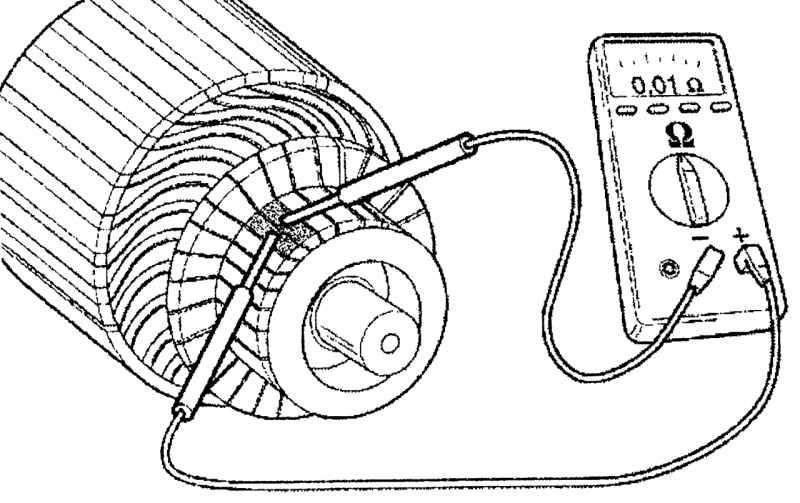 Как проверить электродвигатель мультиметром - multimetri.ru