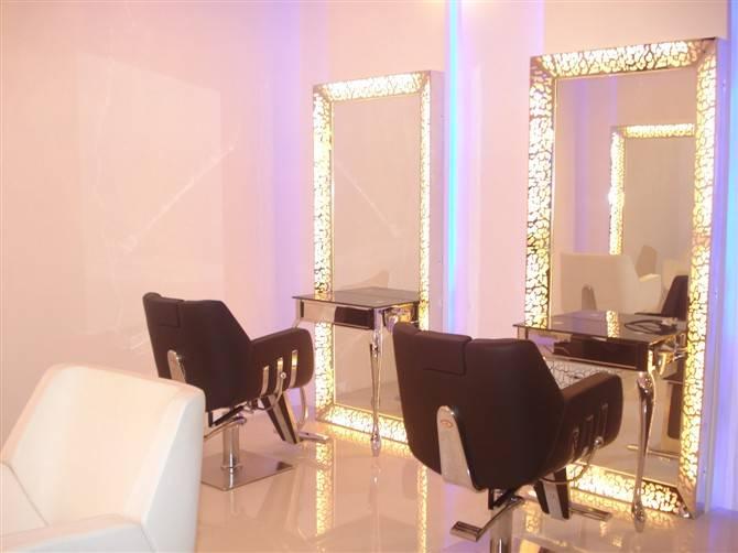 Освещение для салона красоты и парикмахерской, нормы, советы, фото