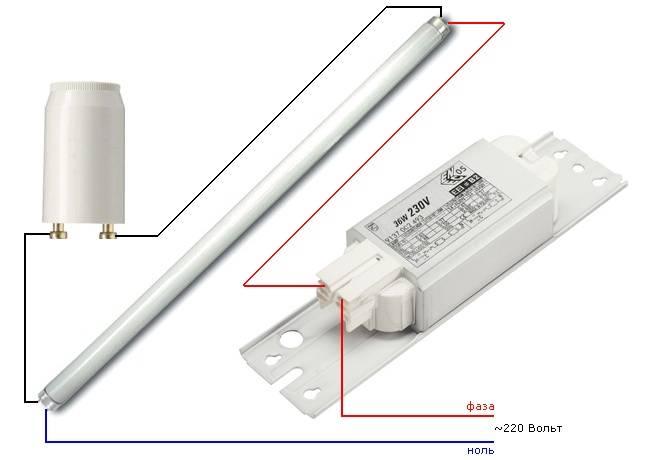 Эпра - то, что нужно каждому люминесцентному светильнику! » сайт для электриков - советы, примеры, схемы