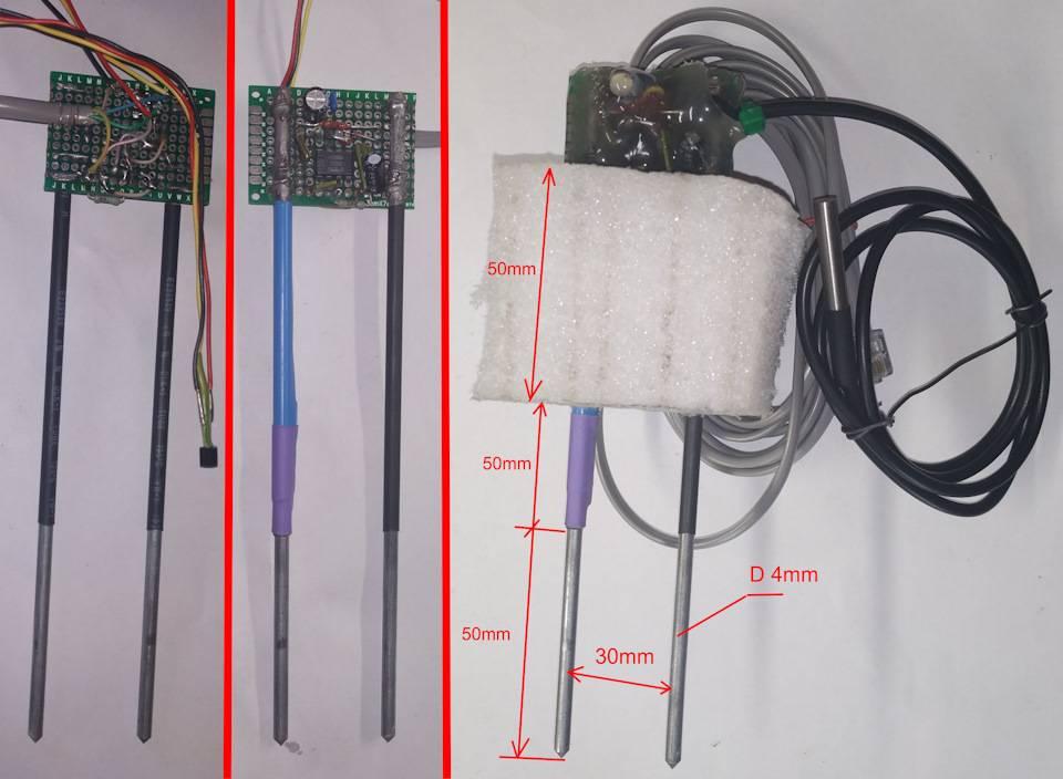 Датчик влажности воздуха: ёмкостной, резистивный сенсор, обзор