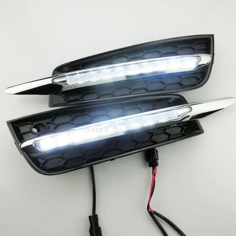 Светодиодные противотуманные фары