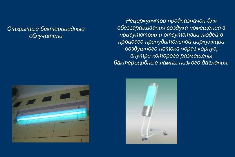 Побочный эффект пандемии, или бактерицидные лампы как фактор риска