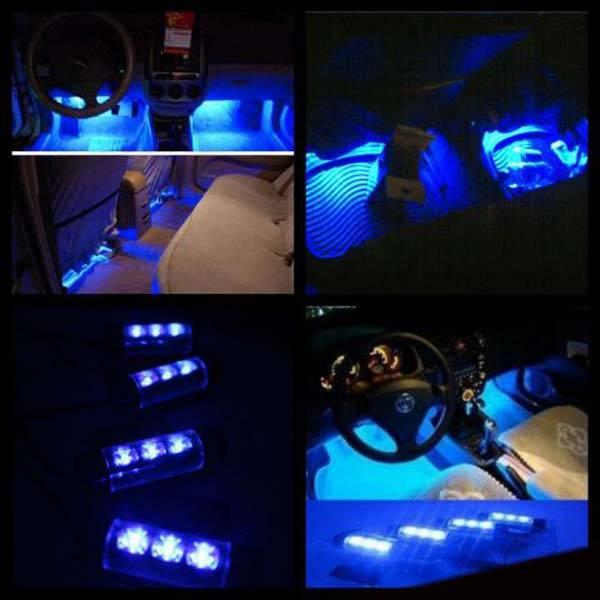 Установка светодиодной ленты в багажник — достойная альтернатива другим видам освещения