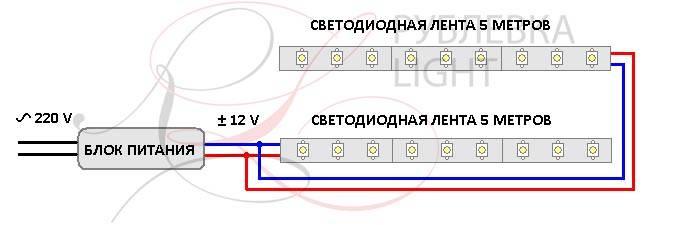 Как подключить светодиодную ленту к компьютеру?