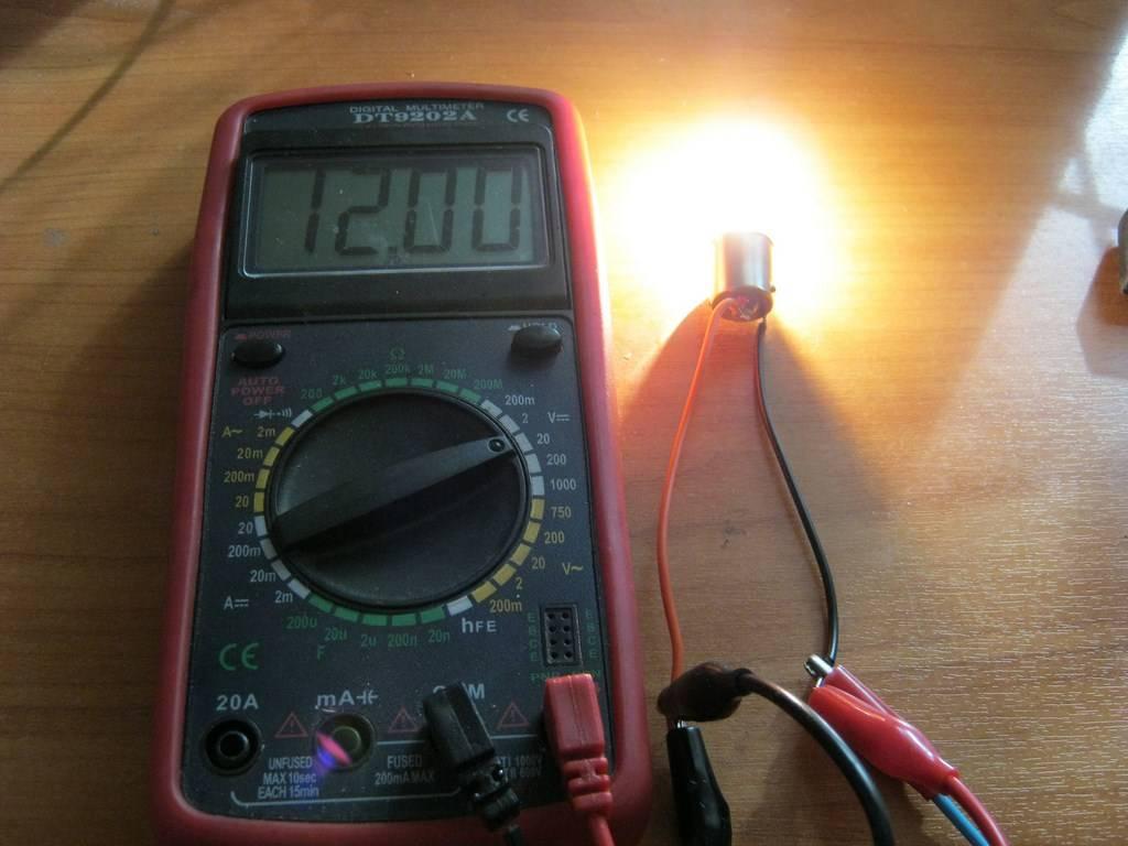 Как проверить лампу дневного света тестером