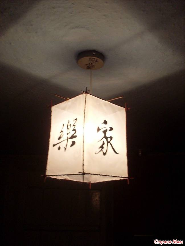 2021 ᐈ ???? (+90 фото) светильник своими руками с мастер-классами