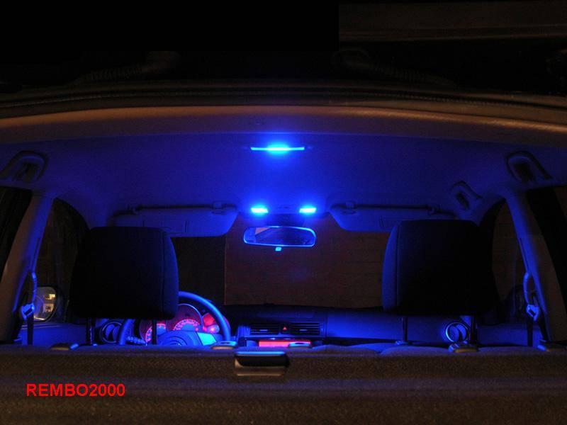 Как приклеить светодиодную ленту на автомобиль