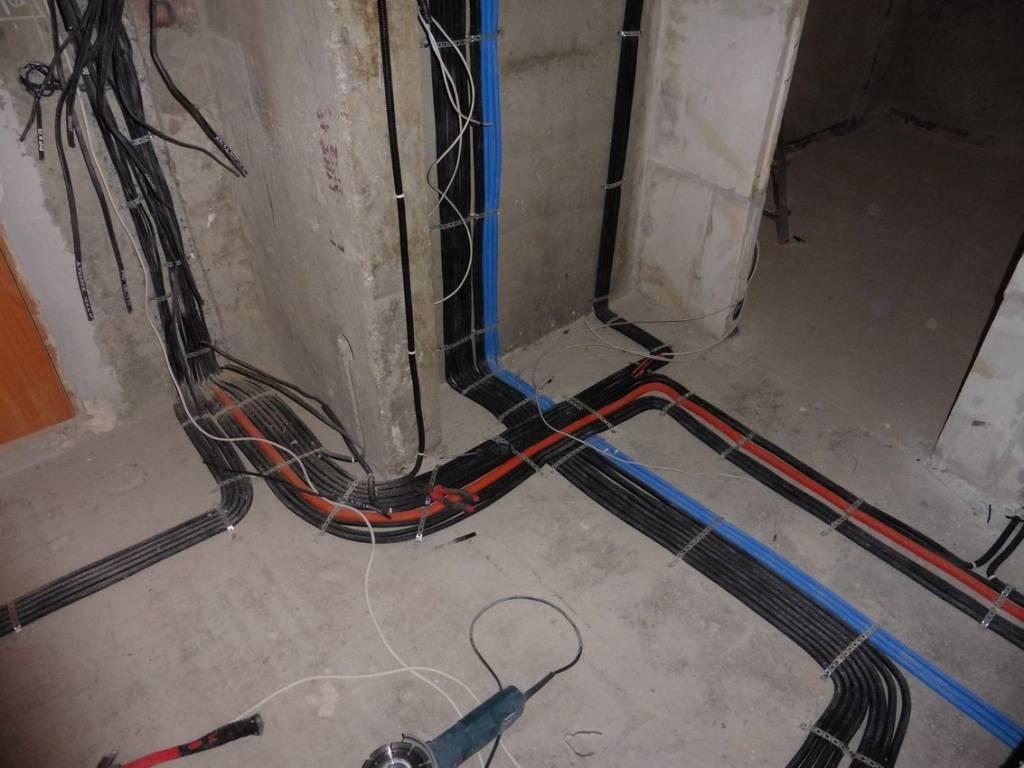 Замена электропроводки в панельном доме: тонкости, правила и рекомендации
